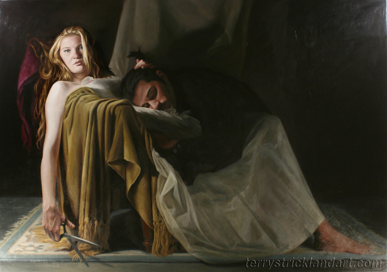 Samsoni dhe Delila: Histori Dashurie dhe tradhëti